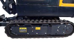 Minibagr JH 22 pásy