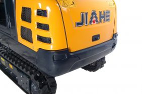 Minibagr JH 22 kapota