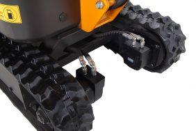 8minibagr XN 08 Detail Pojezdove Motory