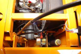 Minibagr XN 08 Detail Starter