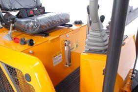 Minibagr XN 08 Detail Vodoznak Nadrz