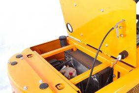 Minibagr XN 08 Kryt Motoru