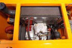 Minibagr XN 08 Motor
