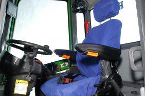 Nakladač ZL 08 sedačka