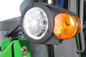Nakladač ZL 08 světlo