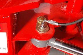 Nakladač HZM 825 Detail Mazání 1