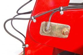 Nakladač HZM 825 Detail Mazání 3