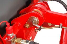 Nakladač HZM 825 Detail Mazání 4