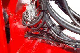 Nakladač HZM 825 Detail Mazání 5