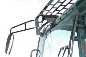 Nakladač HZM 825 Detail Rops