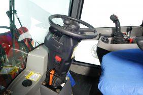 Nakladač HZM 825 Detail Volant