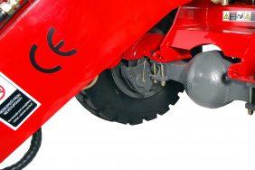 Nakladač HZM 825 Kotoučové Brzdy