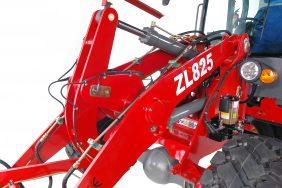Nakladač HZM 825 Vahadlo