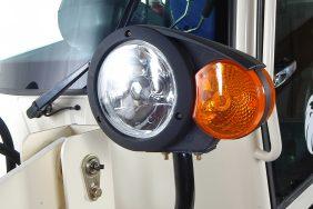 Nakladač ZL 08 Road detail světlo