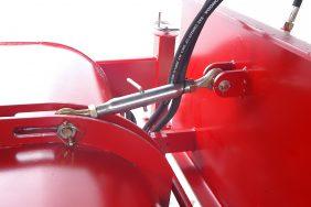 Kartáč na vozovku ZL 08