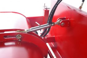 Nakladač ZL 08 Road kartáč na vozovku