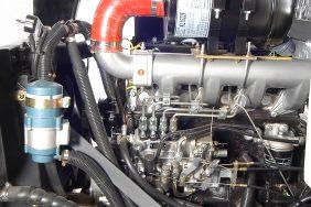 Nakladač ZL 08 Road motor