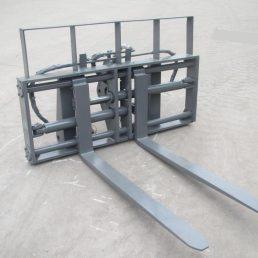 Hydraulicky stavitelné vidle ZL 816