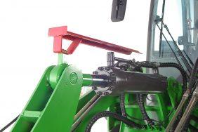 Nakladac Kn 16 Detail Hydraulicky Valec