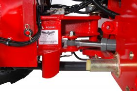 Nakladac Zl 816 Detail Hydraulicky Valec Rizeni