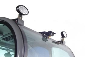 Nakladac Zl 816 Detail Pracovni Osvetleni