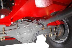 Nakladac Zl 816 Detail Predni Naprava