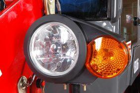 Nakladac Zl 816 Detail Predni Svetlo