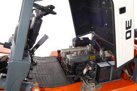 Vzv 30 Detail Motor Kapota