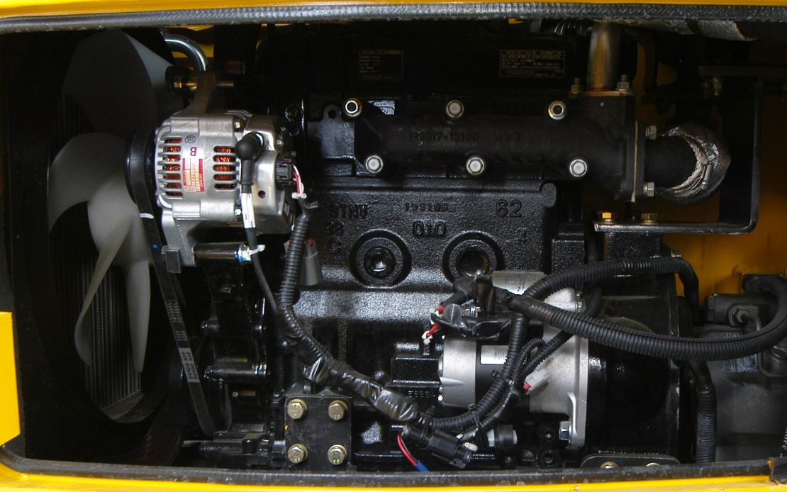 Minibagr Rp 40 Sl 6